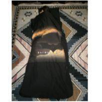 Saco para Dormir com enchimento e travesseiro Batman - Usado -  - Fantasias  Sulamericana