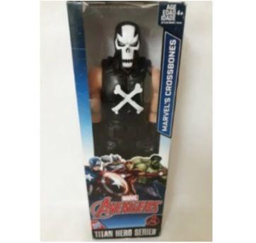 Boneco Titan Crossbones - Sem faixa etaria - Hasbro