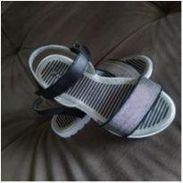 Sandália prata - 27 - Pampili