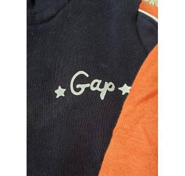 Conjunto Moleton Gap - 9 a 12 meses - Baby Gap