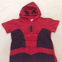 Camiseta Homem Aranha - 12 a 18 meses - MARVEL