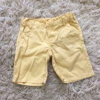 Bermuda Sarja Amarela - 3 anos - Little Boy