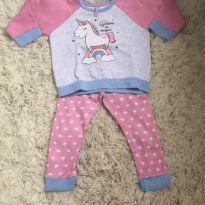 Pijama Unicornio - 2 anos - Accessories