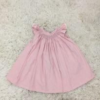 Vestido Rosa Poa