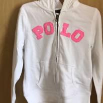 Moletom Branco POLO - 5 anos - Polo