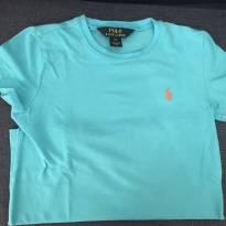 Camiseta manga curta Ralph lauren - 6 anos - Ralph Lauren