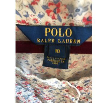 VESTIDO POLO RALPH LAUREN - 8 anos - Polo e Ralph Lauren