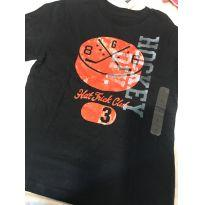 CAMISETA GAP KIDS (NOVA) - 6 anos - GAP