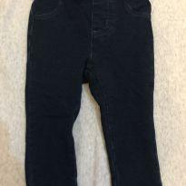 Calça jeans - 6 a 9 meses - Gymboree
