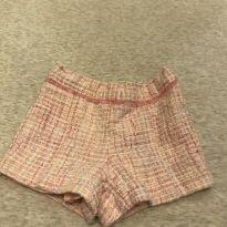 Short tweed - 3 a 6 meses - Janie and Jack