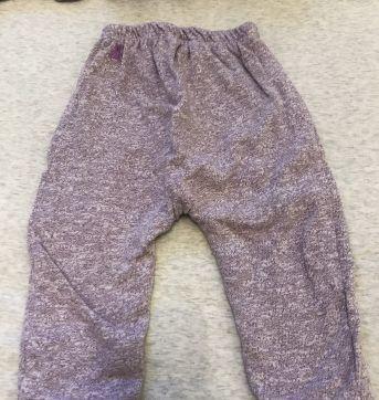 Conjunto de inverno lilás - 3 a 6 meses - Baby Gap