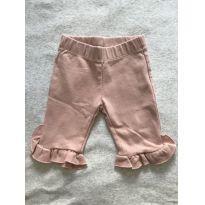 Calça cropped - 6 a 9 meses - Zara