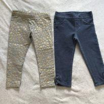 2 calças - 18 a 24 meses - Gymboree