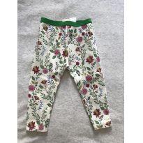 Calça legging - 12 a 18 meses - Zara