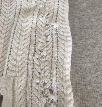 Macacão linha branco e prata - 0 a 3 meses - Tyrol