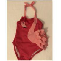 Maio flamingo - 3 a 6 meses - Gymboree