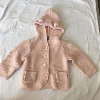 Casaco linha ursinho rosa - 18 a 24 meses - Baby Gap e GAP