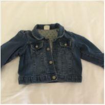 Jaqueta jeans - 18 a 24 meses - Baby Gap e GAP