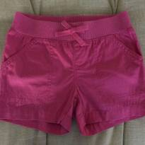 Short Pink - 4 anos - Faded Glory (EUA)