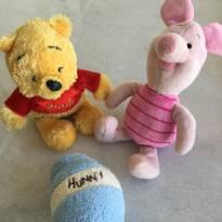 Ursinho Pooh e Piglet -  - Não informada