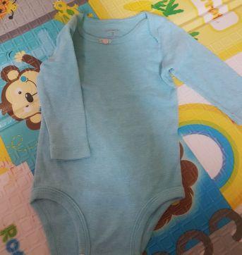 Kit 2 Body menina - 3 meses - Carters - Sem etiqueta