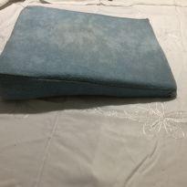Travesseiro anti refluxo Azul -  - Não informada
