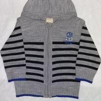 Casaco tricô - 3 anos - Milon