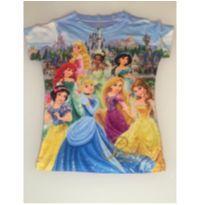 T-shirt Disney princesas - 7 anos - Disney