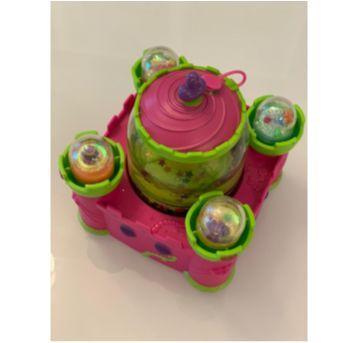 Glitzi Globes Castelo Princesa - Sem faixa etaria - Sem marca