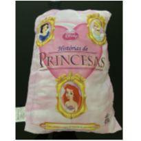 Travesseiro Livro História de Princesas -  - Não informada