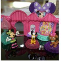 Salão de Beleza Pet Minnie -  - Fisher Price