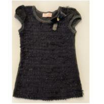 Blusa com pedrarias strass Pituchinhus - 10 anos - Pituchinhus