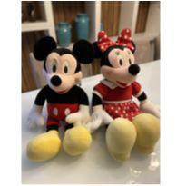 Pelúcia Mickey e Minnie 60cm Long Jump -  - Long Jump