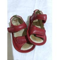 Sandália em couro - 18 - Tip Toey Joey