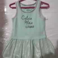 Vestido Calvin Klein - 1 ano - Calvin Klein