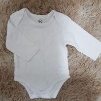 Branquinho basico - 0 a 3 meses - Baby Way
