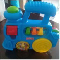 Lote Brinquedos Fischer Price -  - Fisher Price