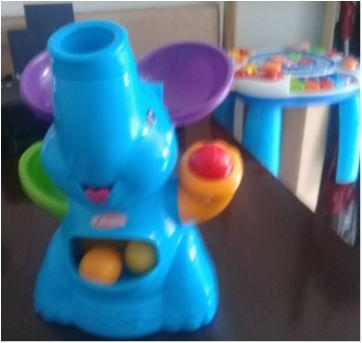 Elefante sopra bolas - Sem faixa etaria - Playskool