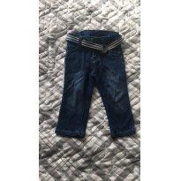 Calça jeans - 6 a 9 meses - Teddy boom