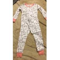 Pijama carters - 18 meses - Carters - Sem etiqueta