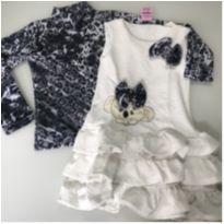 Conjunto blusa mais vestido - 4 anos - Lilica Ripilica Baby
