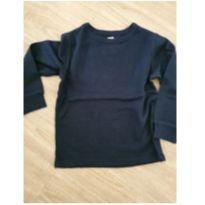 Camiseta manga longa Gap 3 anos - 3 anos - GAP
