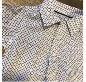 Camisa body Carters - 9 a 12 meses - Carter`s