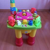 Mesa de atividade infantil -  - Viva Brincar