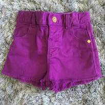 Short fofo - 6 a 9 meses - Up Baby