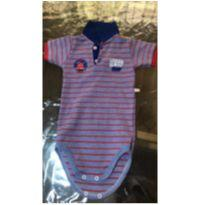body polo - 6 a 9 meses - Best Club