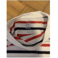 Camiseta listrada Gap - 4 anos - GAP