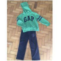 Conjunto Moleton Gap - 4 anos - GAP