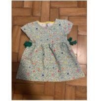 Vestido Zara, estampado, 6-9 meses - 6 a 9 meses - Zara Baby