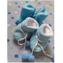 Pantufinhas para pés quentinhos - 16 - Sem marca